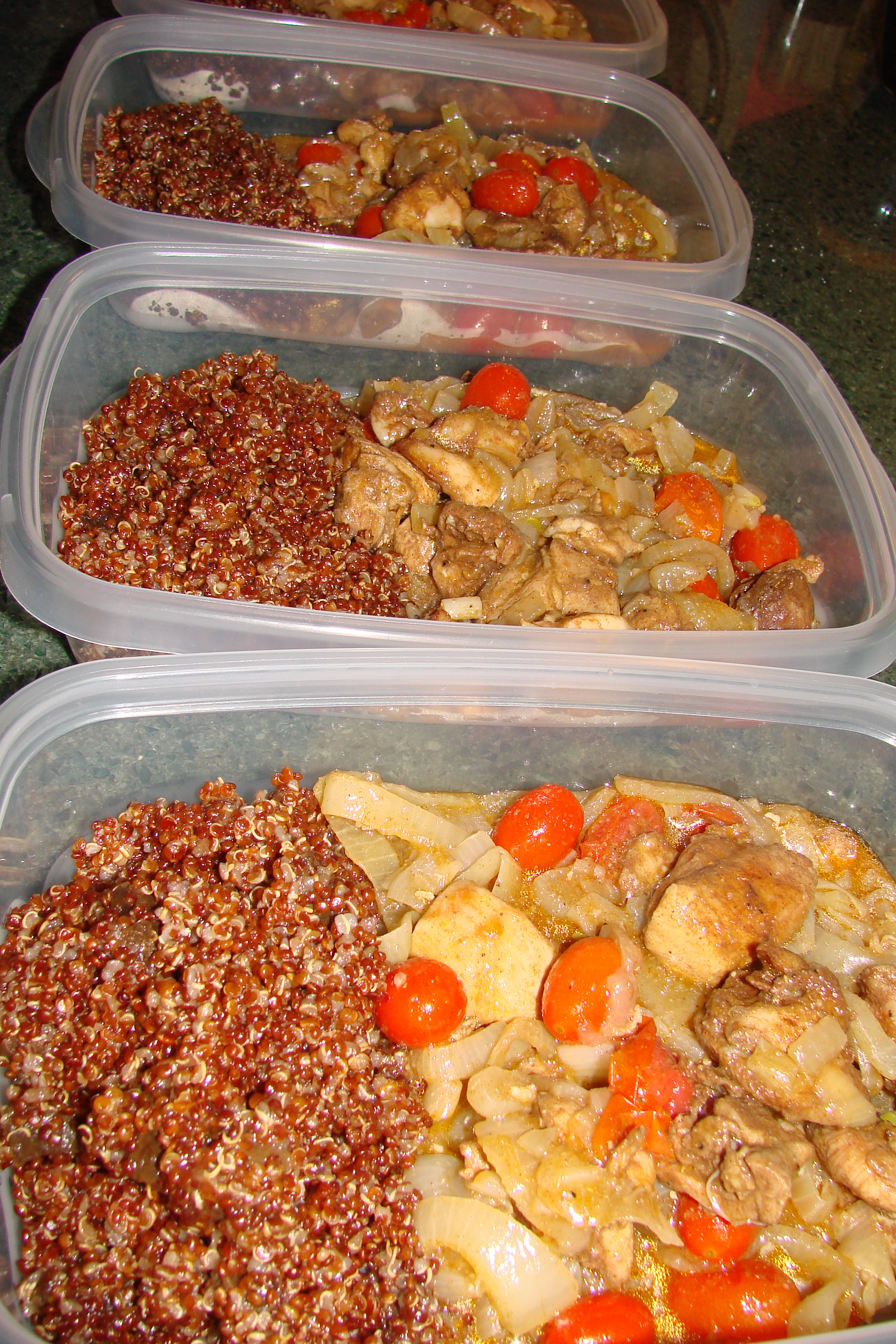 Freezer Food Friday – Moroccan Chicken Tagine and Apricot Quinoa ...