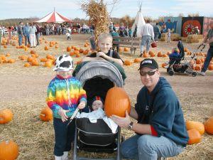 Pumpkin Patch 2003